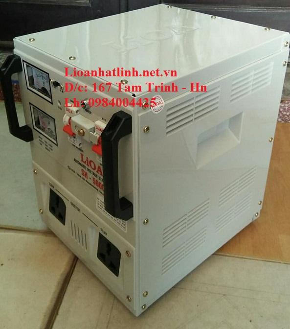 ỔN ÁP LIOA 5KVA SH - 5000 II