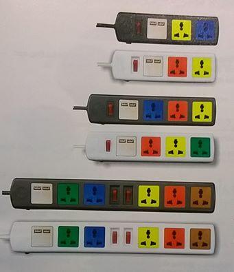 Ổ CẮM LIOA CÓ CỔNG USB