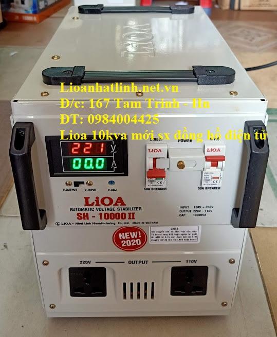 ỔN ÁP LIOA 10KVA SH - 10000 II