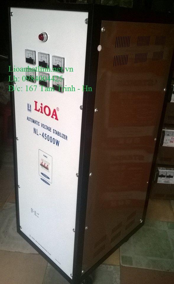 lioa 3 pha 45kv cũ