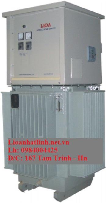 ổn áp lioa 400kva ngâm dầu ( D-400)