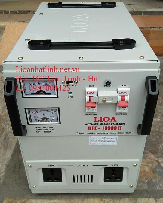 ỔN ÁP LIOA DRI - 10000 II