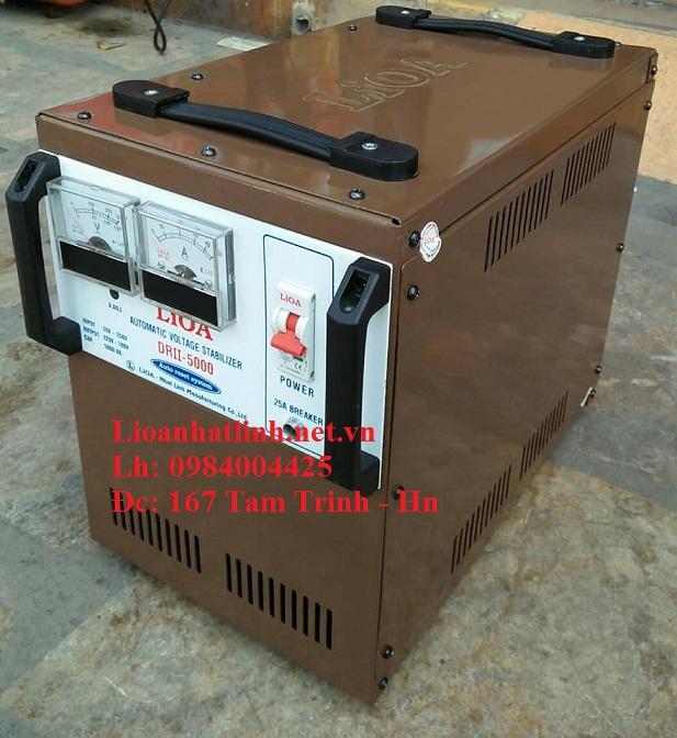 ỔN ÁP LIOA 5KW DẢI 50V - 250V TỒN KHO