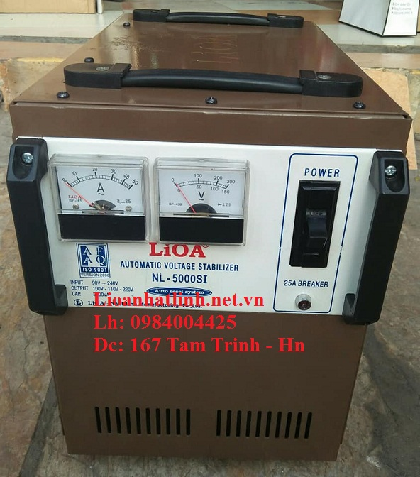 LIOA 5KW THANH LY
