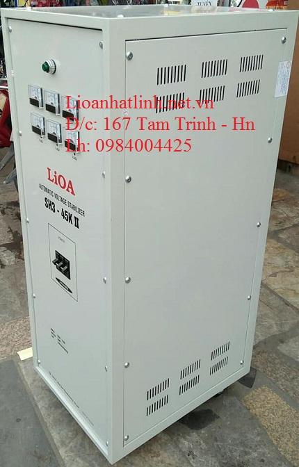 ỔN ÁP LIOA SH3 - 45K II