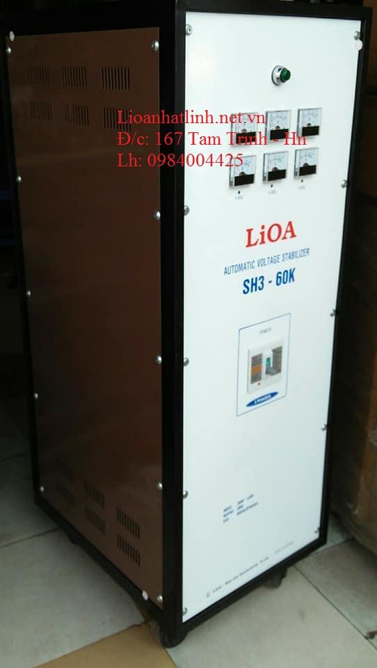 ỔN ÁP LIOA SH3 - 60K