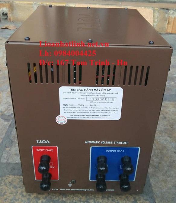 LIOA 3KVA HÀNG BẦY MẪU MODEL SH - 3000