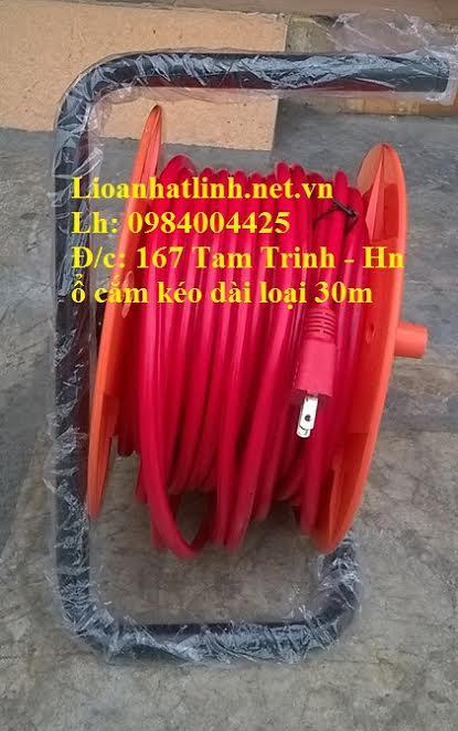 Ổ CẮM LIOA 20M - 5000W DÙNG CHO CÔNG TRƯỜNG