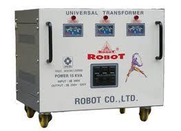 BIẾN ÁP ROBOT 100KVA 3 PHA