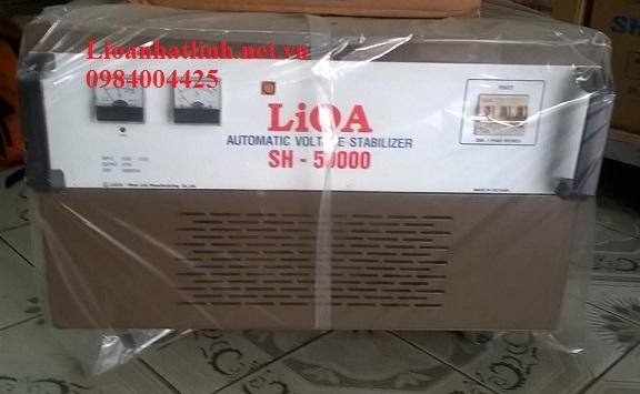 ỔN ÁP LIOA 50KVA 1 PHA ( SH - 50000)