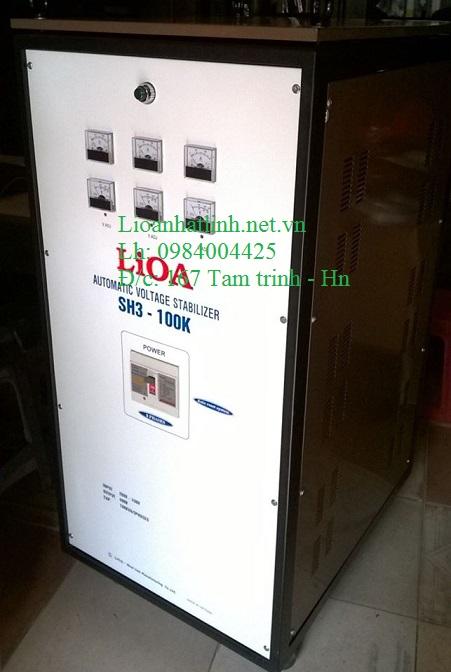 LIOA 100KVA 3 PHA