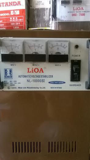lioa nl - 10000si 3 đồng hồ cũ