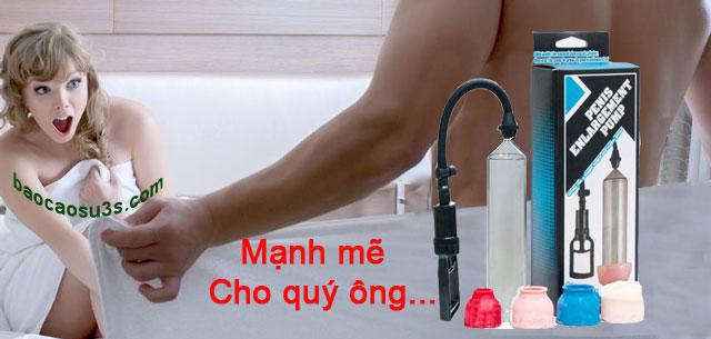 Penis Enlargement Pump máy làm to dài dương vật cho nam giới