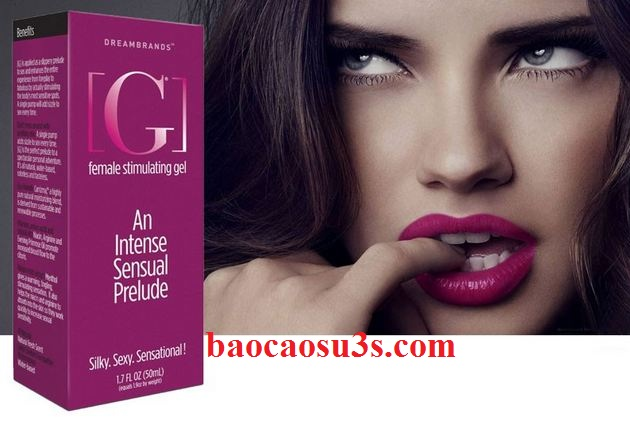 gel tăng khoái cảm cao cấp Female Stimulating