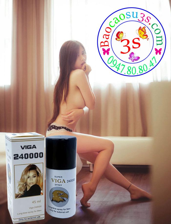 Super Viga 240000 Spray mang lại hạnh phúc cho gia đình bạn
