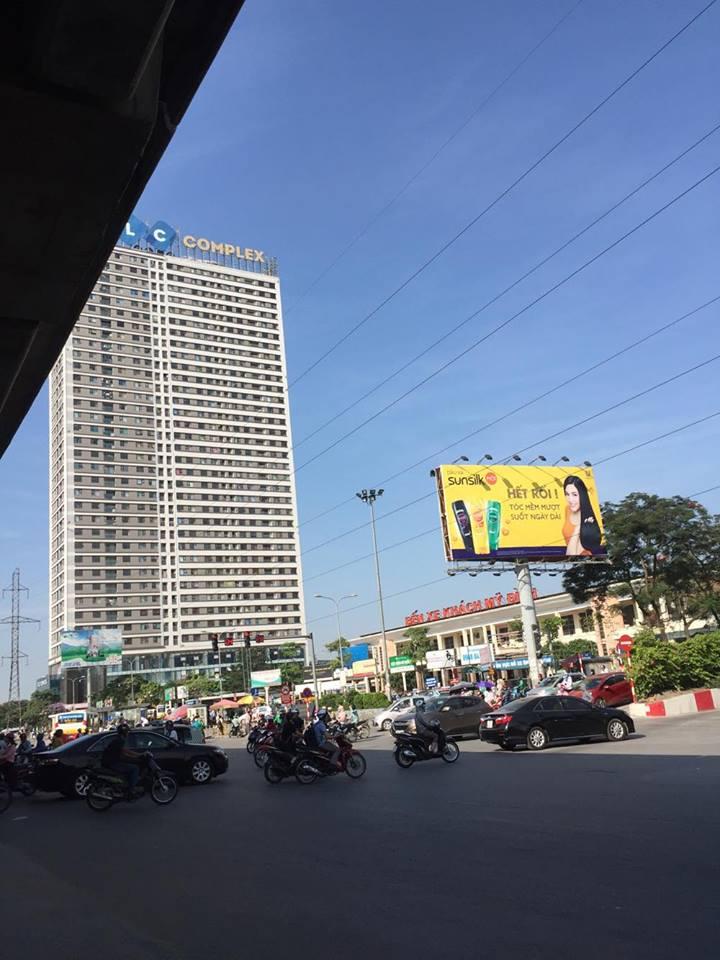 Toàn cảnh chung cư FLC 36 Phạm Hùng