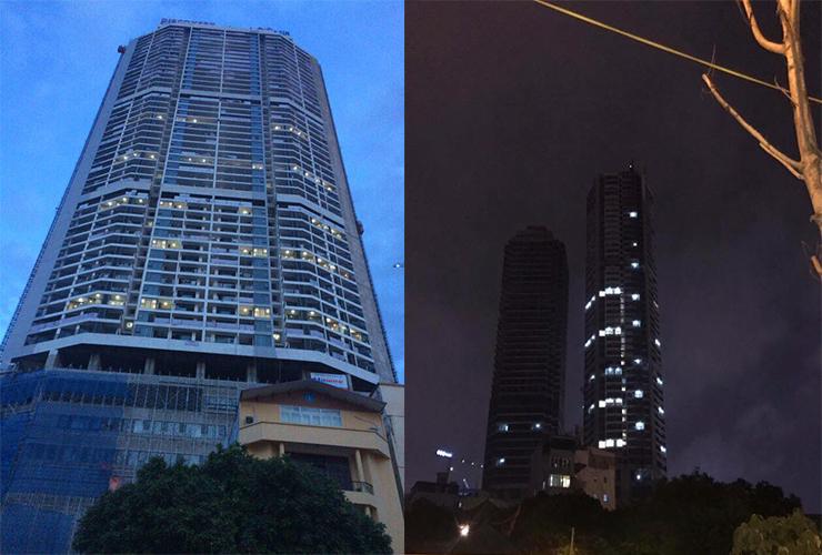 toàn cảnh Chung cư Discovery Complex 302