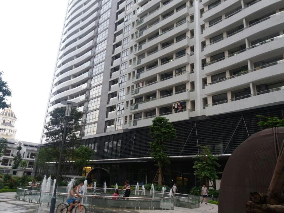 chung cư hiện đại Tràng An Complex