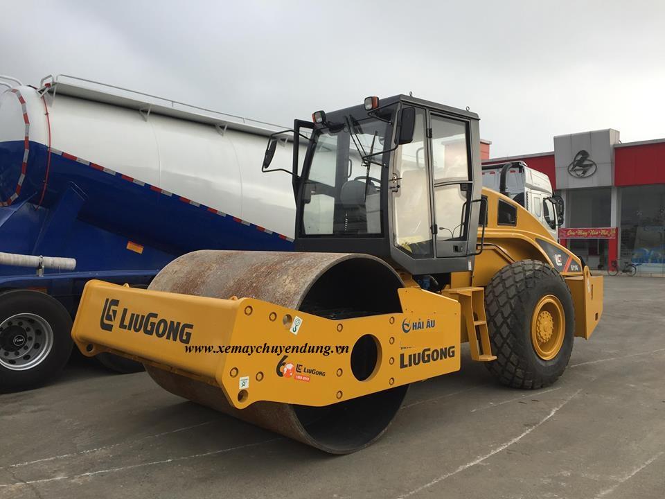 xe lu rung 14 tấn Liugong CLG6114