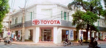 Tin Toyota Long Biên