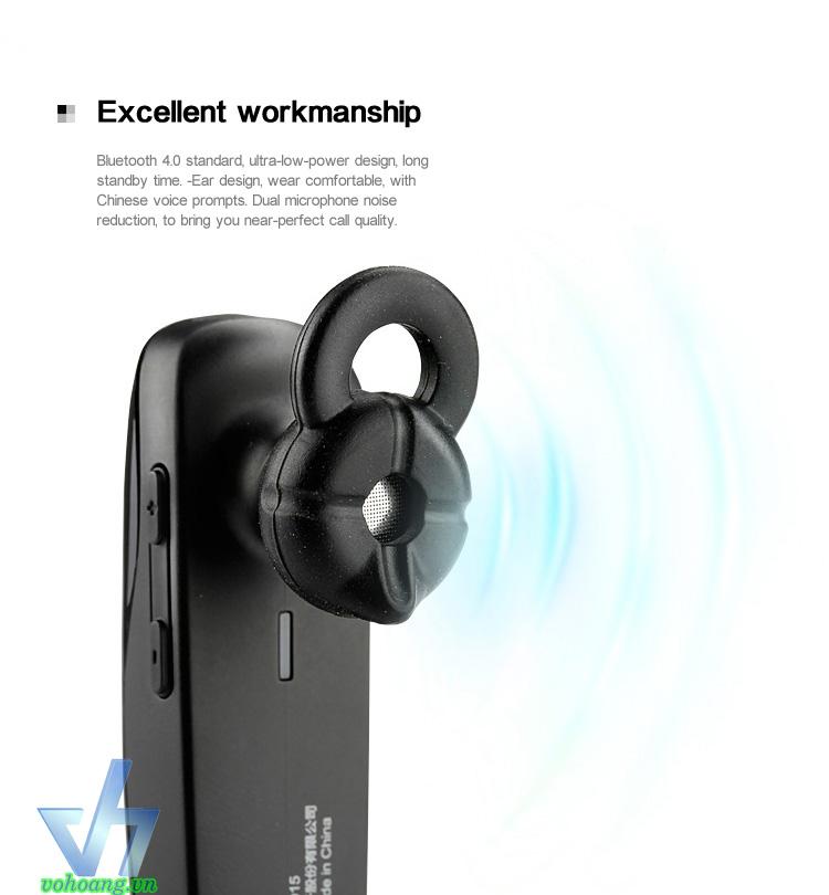 Pisen LE001+ Bluetooth 4.0