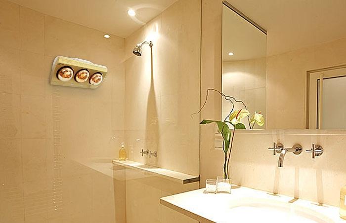 đèn sưởi nhà tắm kangaro hà nội