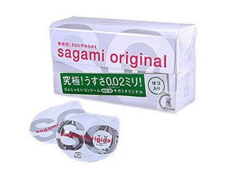 Sagami Original 0.02 Quick