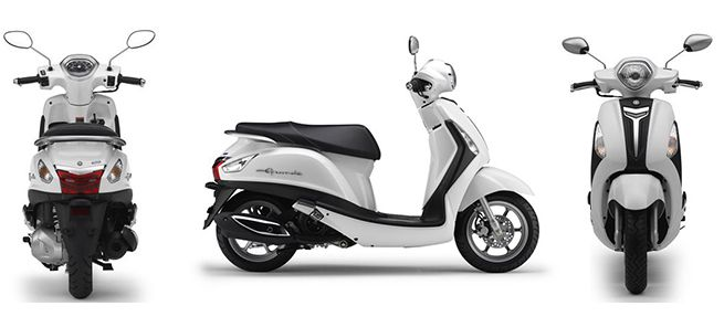 Nozza Grande, xe Yamaha Nozza, xe Yamaha Grande, xe tay ga Yamaha,