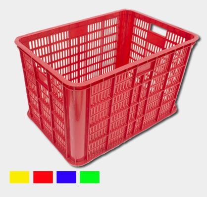 thùng nhựa công nghiệp VN04-HL