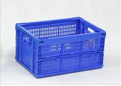 thùng nhựa gấp xếp đan lưới