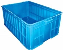 thùng nhựa đặc