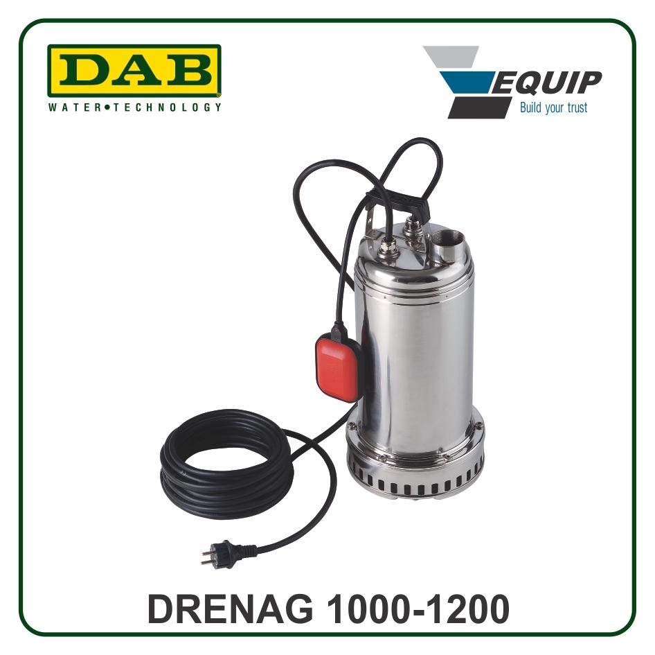 Cách lắp đặt máy bơm chìm nước thải