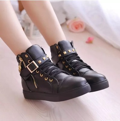 Image result for giày boot nữ G485