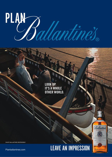 bán rượu ballantine's Finest