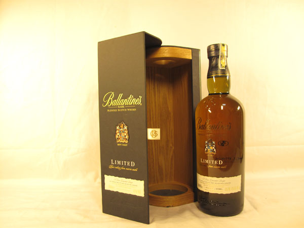 giá rượu ballantine's limited