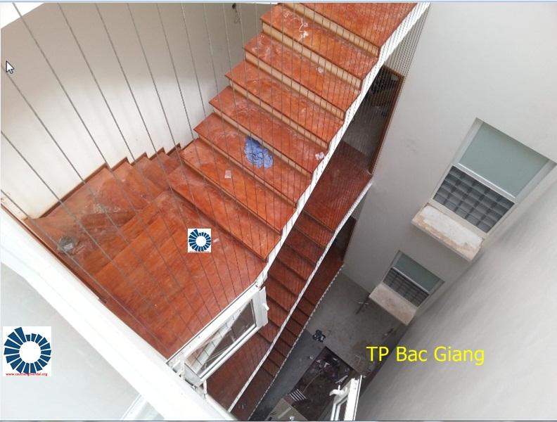 Cầu thang đẹp với thiết kế hiện đại được ưa chuộng nhất.