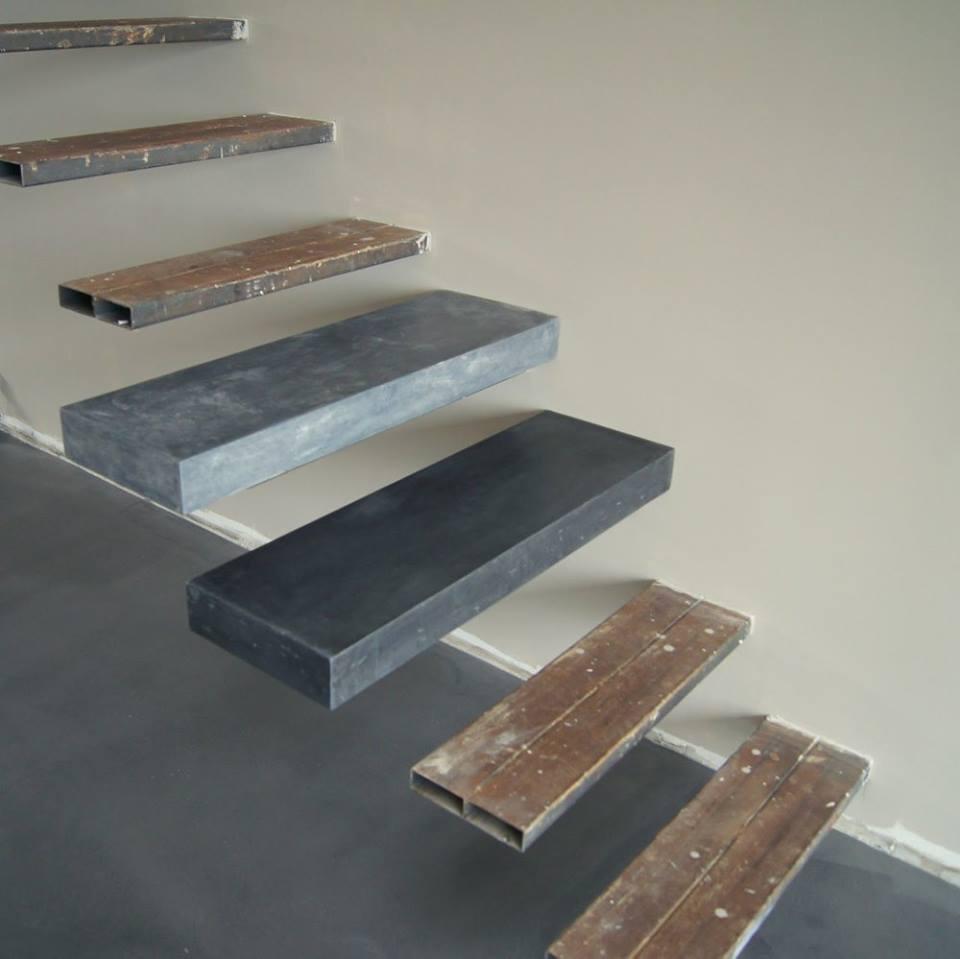 Mẫu cầu thang đẹp nhất cho nhà nhỏ - Thiết kế thi công cầu thang đẹp cho nhà nhỏ