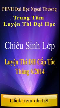 luyen thi dai hoc cap toc