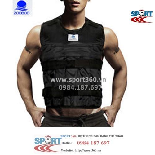 Áo tạ khinh công tập thể dục Zooboo