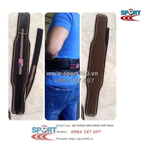Đai lưng cứng hỗ trợ gánh tạ Squat