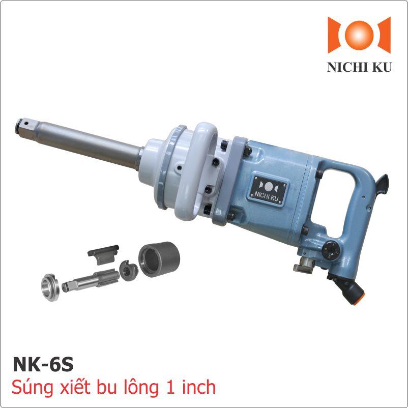 Dụng cụ xiết bu long 1 inch NK-6S