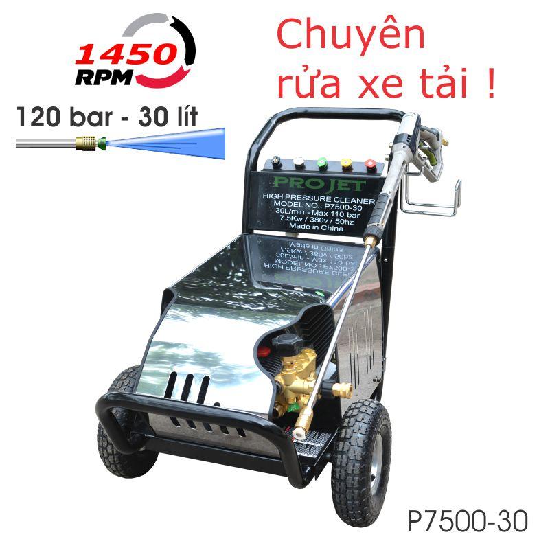 Máy rửa xe áp lực
