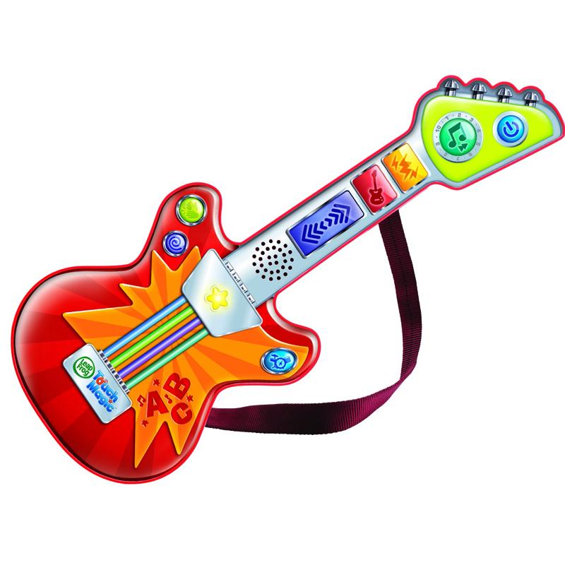 Guitar điện màu đỏ Leapfrog