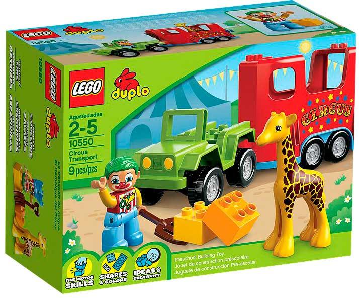 Đồ chơi LEGO 10550