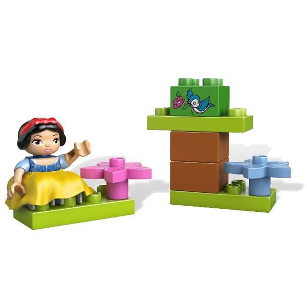 Đồ chơi Lego Duplo 6152 - Ngôi nhà của bạch tuyết