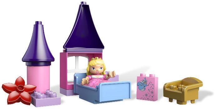 Đồ chơi xếp hình LEGO Sleeping Beauty's Room 6151