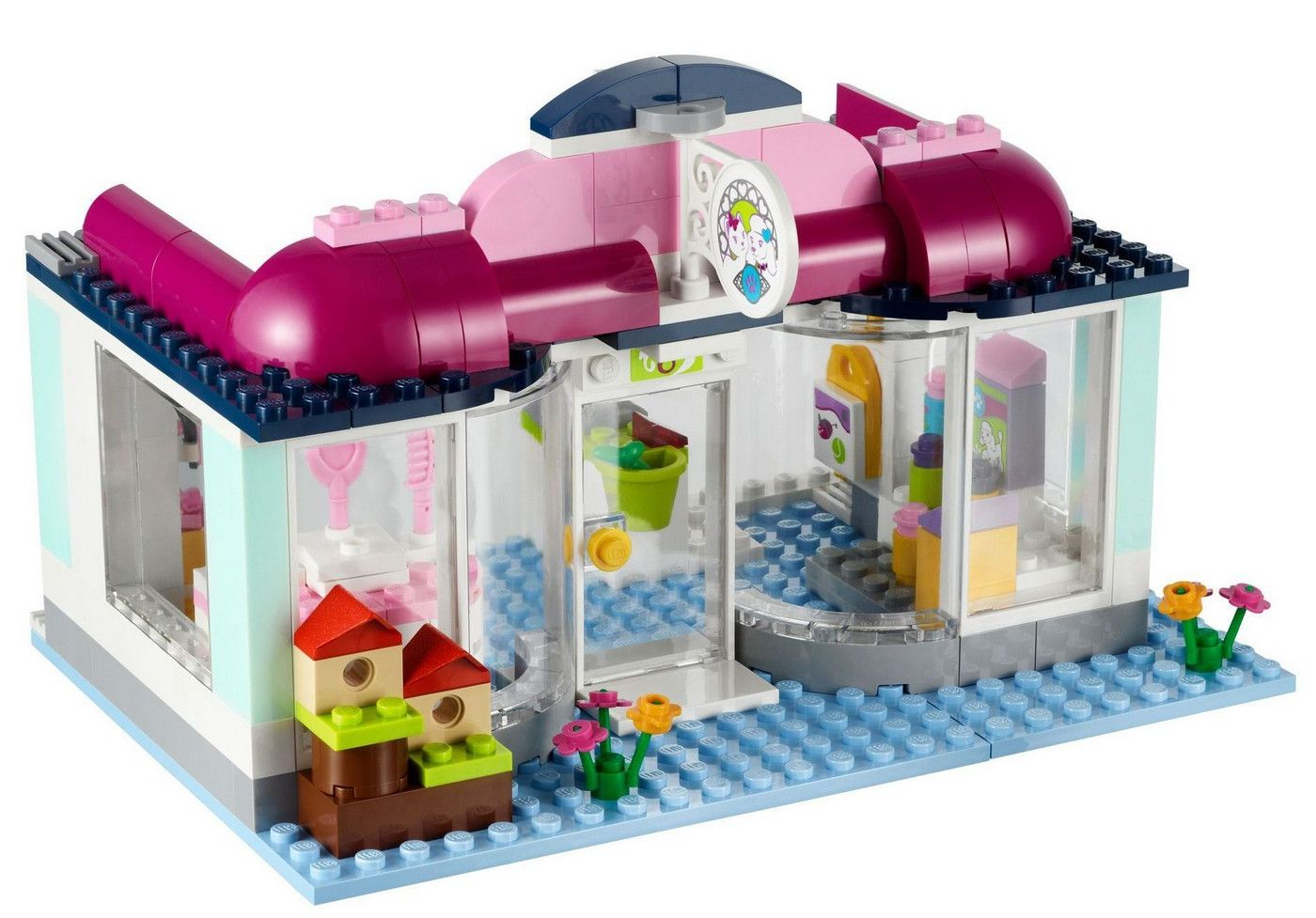 Đồ chơi LEGO 41007 Friends Heartlake Pet Salon