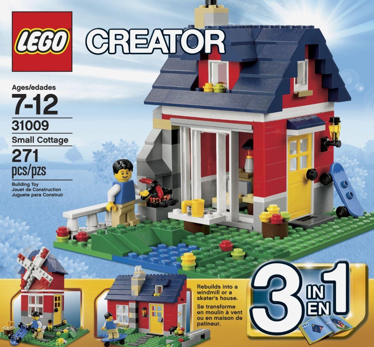 Đồ chơi LEGO 31009