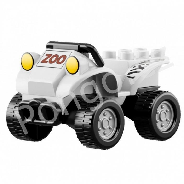 Đồ chơi Lego Duplo 6156 - Chụp ảnh thế giới hoang dã
