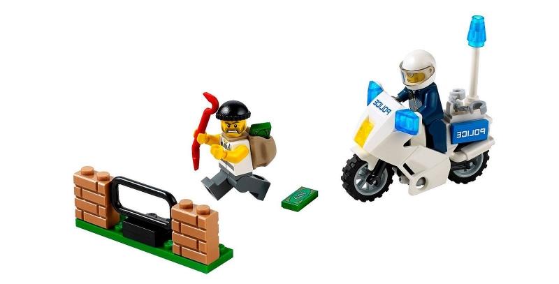 đồ chơi lego City 60041